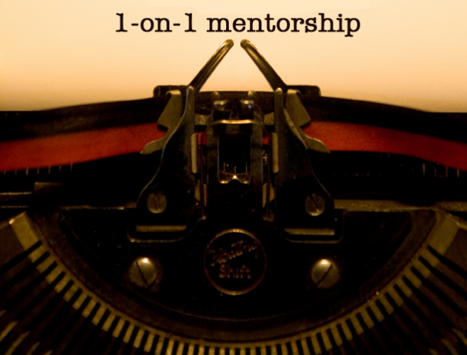 For Writers 1-on-1 Mentorship Program