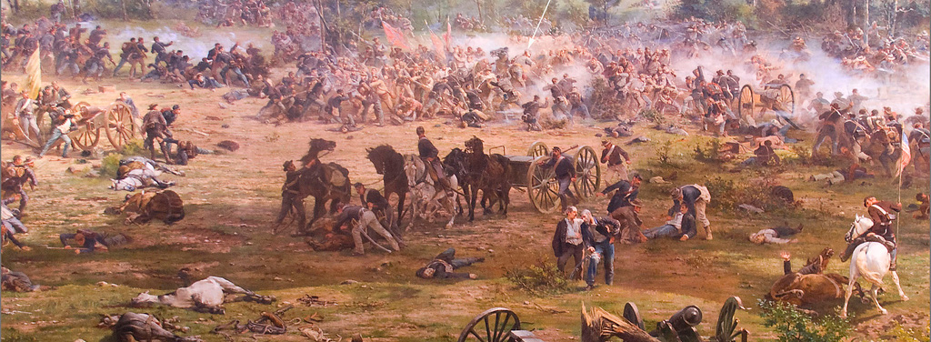 Gettysburg : The 3rd Day